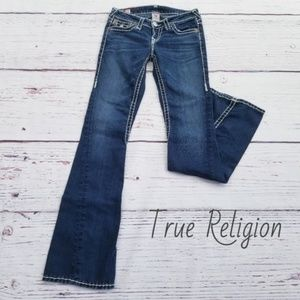 True Religion Joey Super T Memphis Wash Jeans